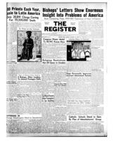 National Catholic Register January 13, 1952