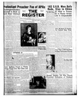National Catholic Register January 20, 1952