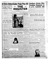 National Catholic Register January 27, 1952