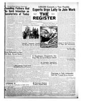 National Catholic Register February 3, 1952