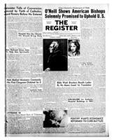 National Catholic Register February 10, 1952