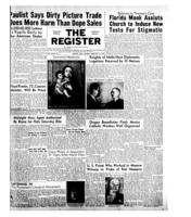 National Catholic Register February 17, 1952