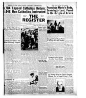 National Catholic Register March 2, 1952