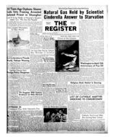 National Catholic Register March 9, 1952