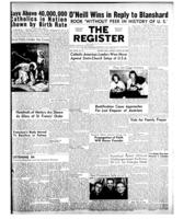 National Catholic Register March 30, 1952