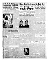 National Catholic Register April 13, 1952