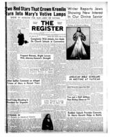 National Catholic Register April 20, 1952