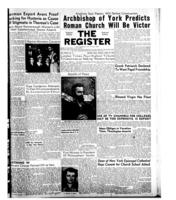 National Catholic Register April 27, 1952