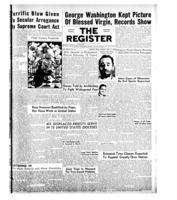National Catholic Register May 11, 1952