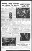 Denver Catholic Register December 1, 1960