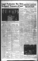 Denver Catholic Register December 8, 1960