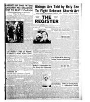 National Catholic Register July 27, 1952