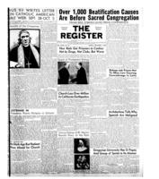 National Catholic Register September 7, 1952