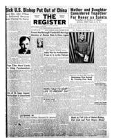 National Catholic Register September 28, 1952