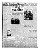 National Catholic Register October 19, 1952