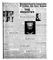 National Catholic Register October 26, 1952