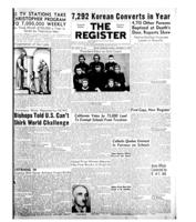 National Catholic Register November 16, 1952
