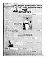 National Catholic Register November 23, 1952