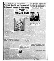 National Catholic Register November 30, 1952