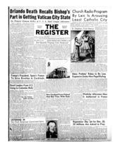 National Catholic Register December 14, 1952