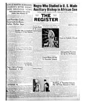 National Catholic Register December 21, 1952