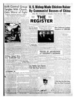 National Catholic Register January 25, 1953