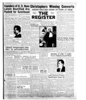 National Catholic Register February 1, 1953