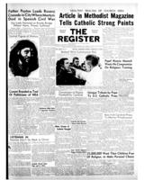 National Catholic Register February 8, 1953
