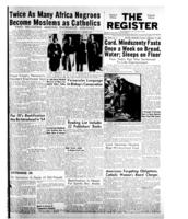 National Catholic Register February 15, 1953