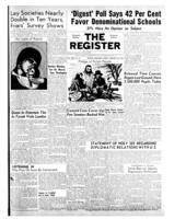 National Catholic Register February 22, 1953