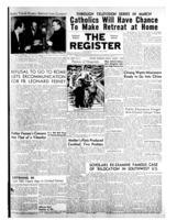 National Catholic Register March 1, 1953