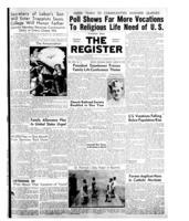 National Catholic Register March 22, 1953