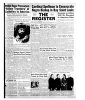 National Catholic Register March 29, 1953