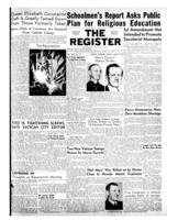National Catholic Register April 5, 1953