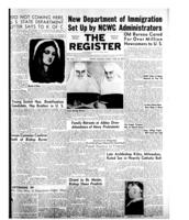 National Catholic Register April 26, 1953