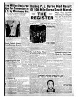 National Catholic Register May 3, 1953