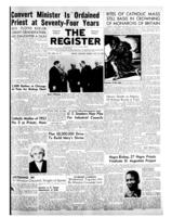National Catholic Register May 10, 1953