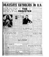 National Catholic Register May 31, 1953