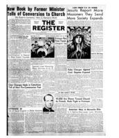 National Catholic Register May 24, 1953
