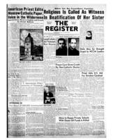 National Catholic Register July 5, 1953
