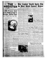 National Catholic Register July 26, 1953