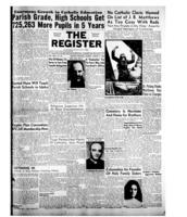 National Catholic Register August 9, 1953