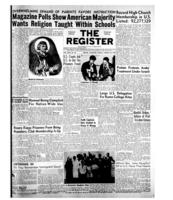 National Catholic Register August 23, 1953