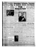 National Catholic Register September 6, 1953