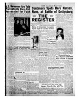 National Catholic Register September 20, 1953