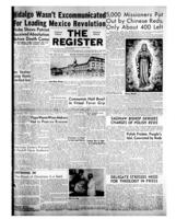 National Catholic Register September 27, 1953