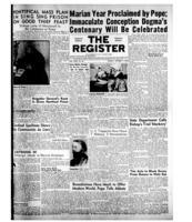 National Catholic Register October 4, 1953