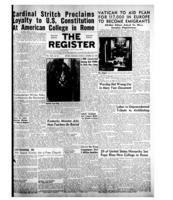 National Catholic Register October 25, 1953