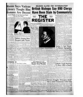 National Catholic Register November 1, 1953