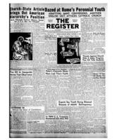 National Catholic Register November 15, 1953